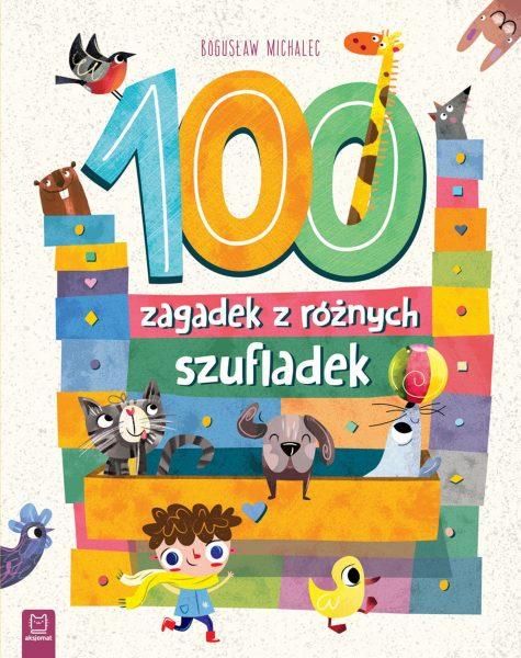 100 zagadek z różnych szufladek