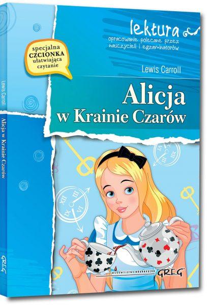 Alicja w Krainie Czarów (wydanie z opracowaniem i streszczeniem)