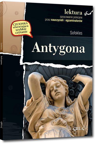 Antygona (wydanie z opracowaniem i streszczeniem)