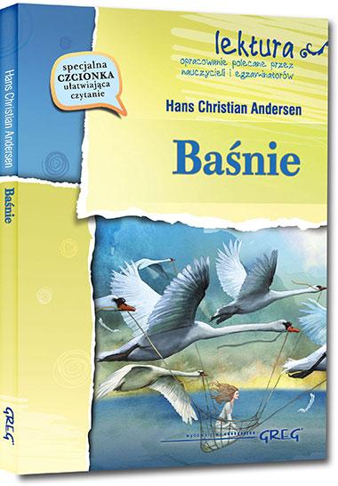 Baśnie Andersena (wydanie z opracowaniem i streszczeniem)