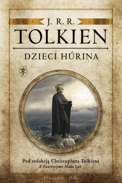 Dzieci Húrina. Pod redakcją Christophera Tolkiena