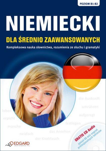 Niemiecki dla średnio zaawansowanych + CD