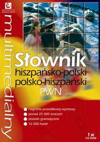 Multimedialny słownik hiszpańsko-polski polsko-hiszpański (na płycie CD)