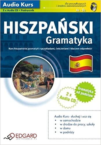 Hiszpański Gramatyka Audio Kurs
