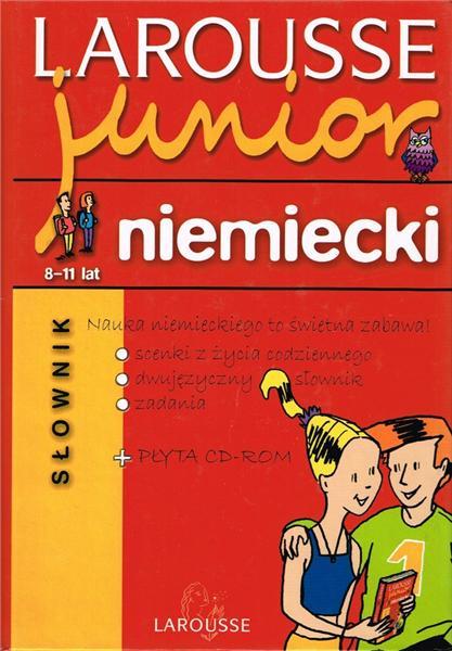 Słownik junior niemiecki