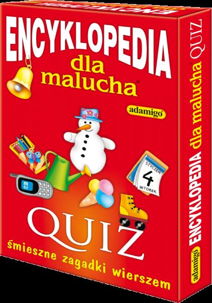Encyklopedia dla malucha. Quiz