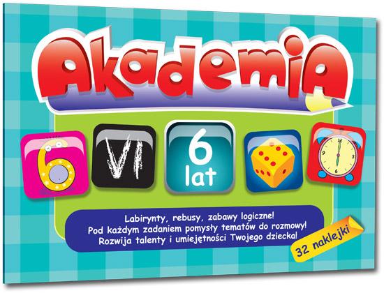 Akademia – 6 lat