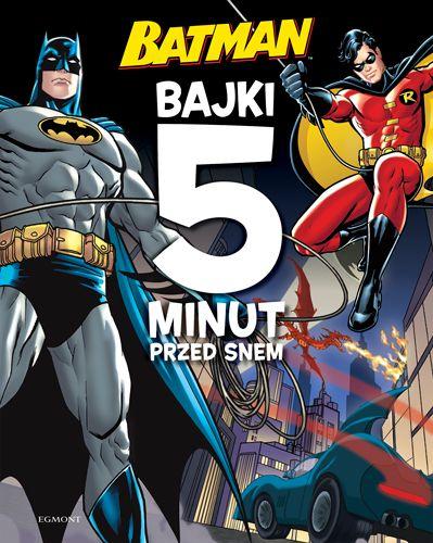 Bajki 5 minut przed snem. Batman