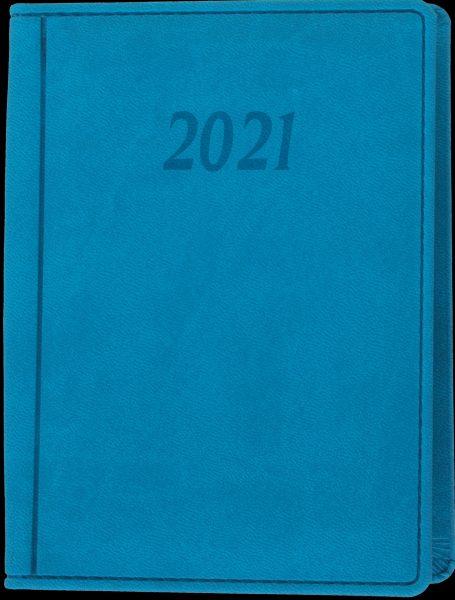 Terminarz 2021 A5 dzienny K6 MIX BESKIDY