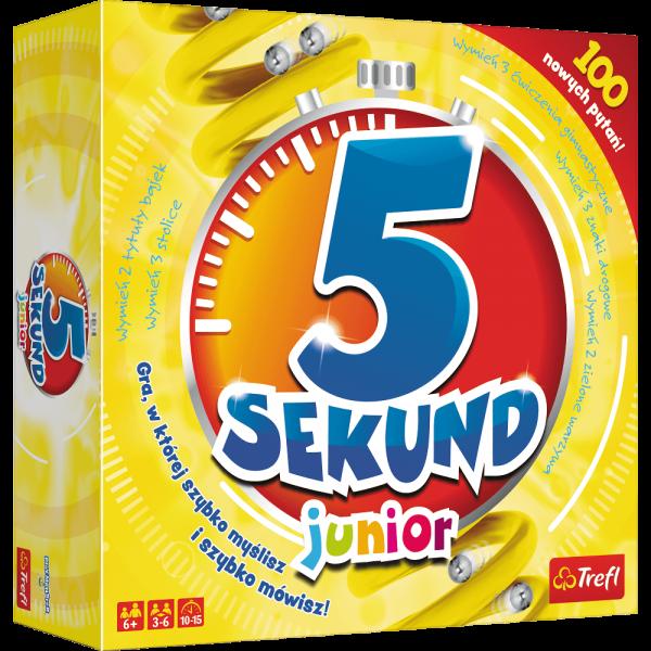 5 Sekund junior. Edycja specjalna 2019