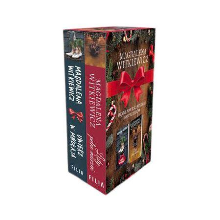 Pakiet: Uwierz w Mikołaja / Listy pełne marzeń