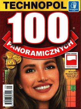Krzyżówki Technopol 100 panoramicznych nr 9, 2021