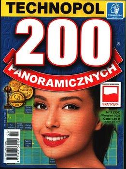 Krzyżówki Technopol 200 panoramicznych nr 9, 2021