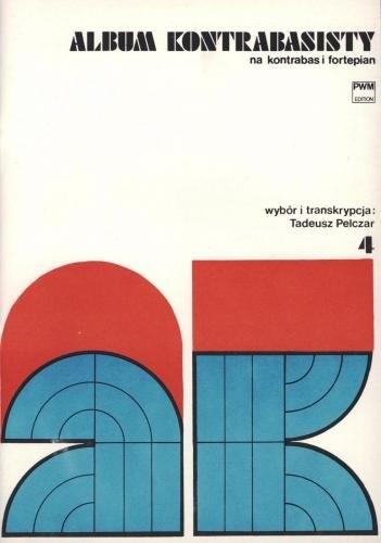 Album kontrabasisty na kontrabas i fortepian z. 4