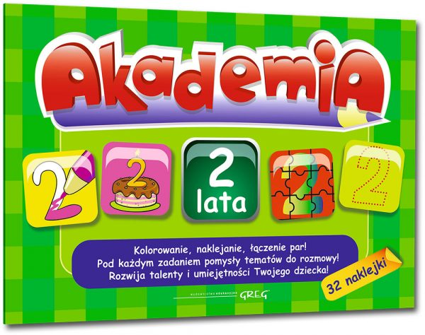 Akademia – 2 lata