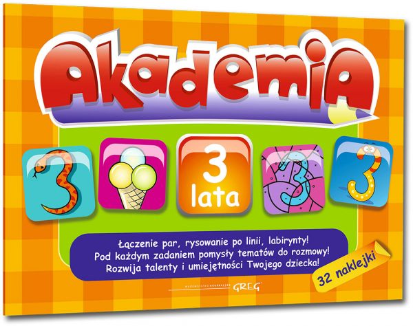 Akademia – 3 lata