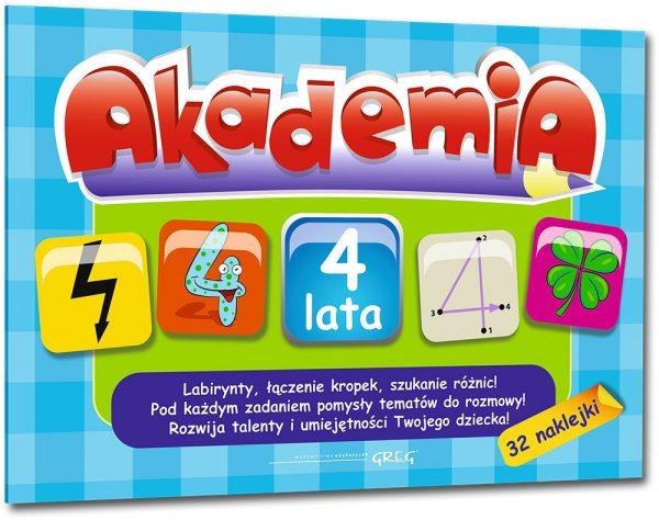 Akademia – 4 lata
