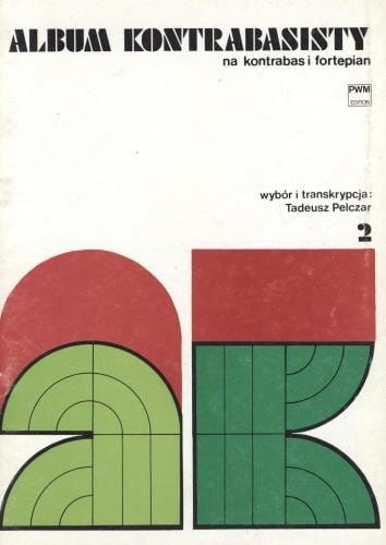 Album kontrabasisty na kontrabas i fortepian z. 2