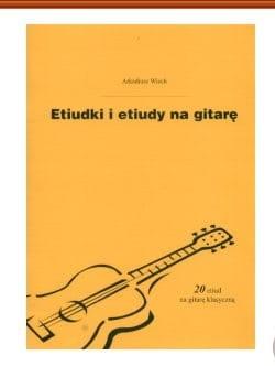 Etiudy i etiudki na gitarę