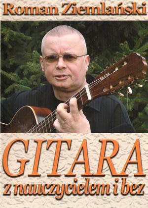 Gitara z nauczycielem i bez DVD