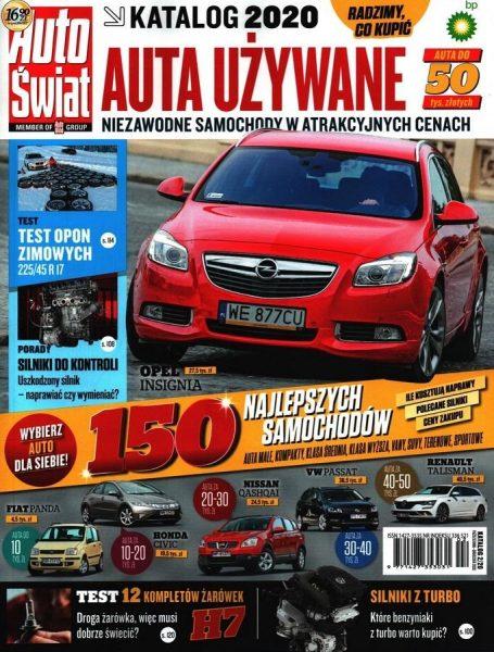 Auto Świat Katalog Używane 2/2020