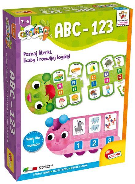 ABC-123. Gra dla najmłodszych