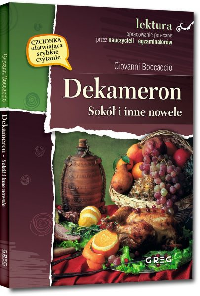 Dekameron (wydanie z opracowaniem i streszczeniem)