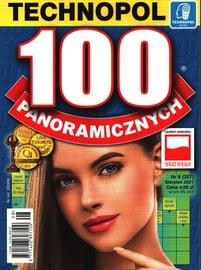 Krzyżówki Technopol 100 panoramicznych nr 8, 2021