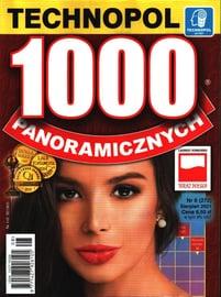 Krzyżówki Technopol 1000 panoramicznych nr 8, 2021