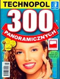 Krzyżówki Technopol 300 panoramicznych nr 8, 2021
